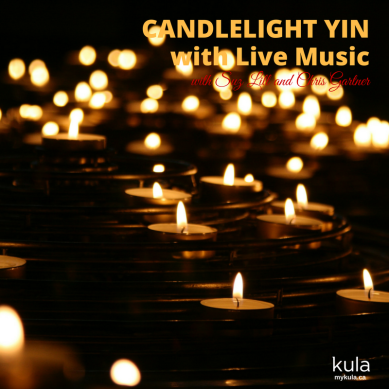 Yin by candlelight Web-Social