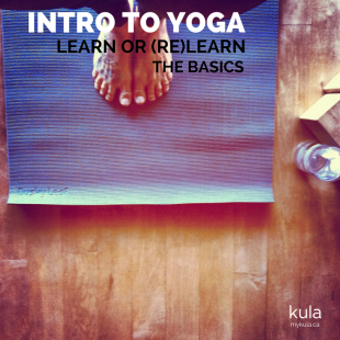 Intro to Yoga Web