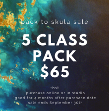 Back to Skula 5 class pack